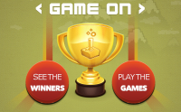 "Mozilla Name ""Game On"" Winners"