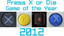 Game of the Year Public Vote 2012