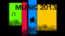 Great Game Music of 2013