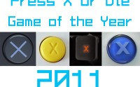 Press X or Die GOTY Reader Vote